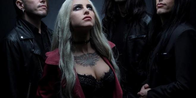 "Stitched Up Heart Premiere New Song ""Darkness"""