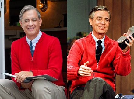 "Mister Hanks Becomes Mister Rogers in New Trailer for ""A Beautiful Day in the Neighborhood"""
