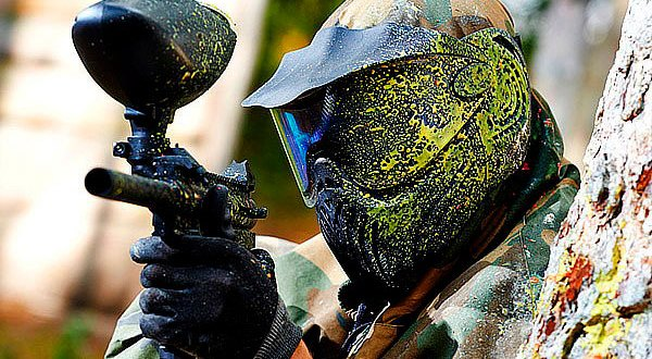 Top 5 Mind-blowing Health Benefits of Paintball