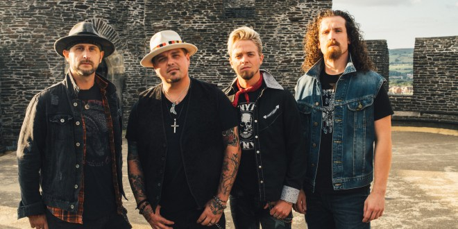 Black Stone Cherry Announce New EP 'Black To Blues Volume 2'