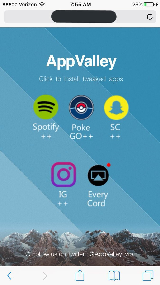 SPOTIFY APP VALLEY SCARICA