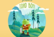 "CONNER CHERLAND RELEASES NEW SINGLE ""TOAD BOY"""
