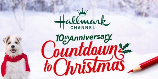 "Christmas…In September?!? The Hallmark Channel Celebrates Ten Years of ""Counting Down to Christmas"""