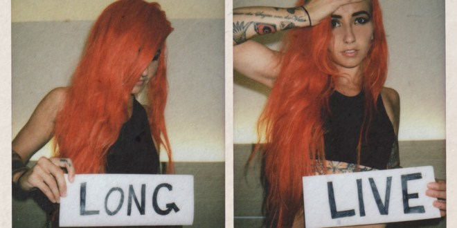 "LIGHTS RELEASES NEW TRACK ""LONG LIVE"" FT. TRAVIS BARKER"