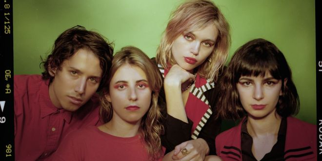 The Paranoyds Announce Co-Headlining Tour With Surfbort