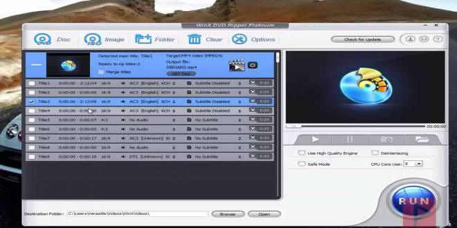 Fix Problems with Ripping DVD Movie: Play Your DVD Collection on Any Device