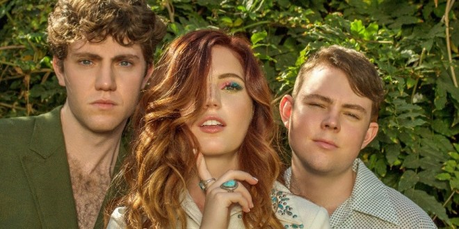 "Echosmith Releases New Video & Song ""Shut Up And Kiss Me"" // New Album ""Lonely Generation"" Out January 10"