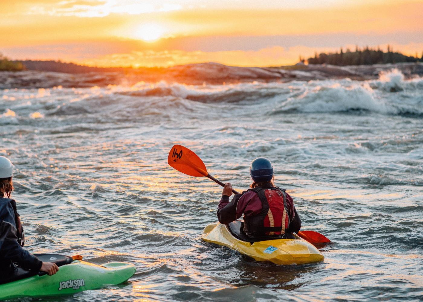 Enjoy kayaking? Find out where you should go this time - - VENTS Magazine