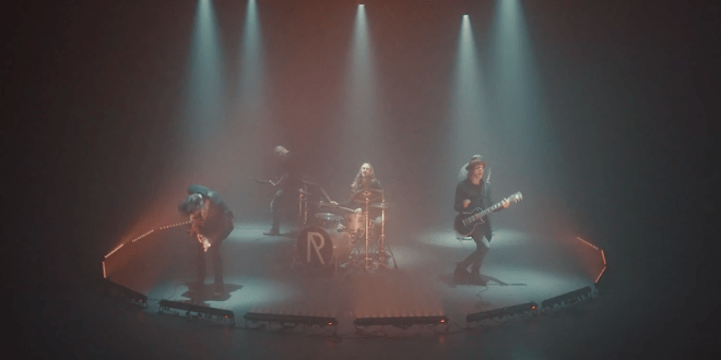 Vex Red share 'Air' video & pledge to plant 500+ trees with Feb tour proceeds
