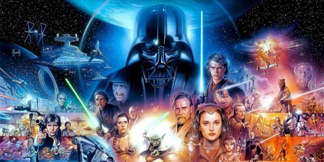 What To Binge This Weekend: A Bunch of Star Wars Stuff