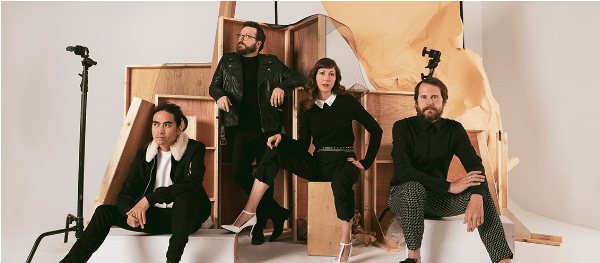 Silversun Pickups Confirm Thirty Date U.S. Tour In 2020