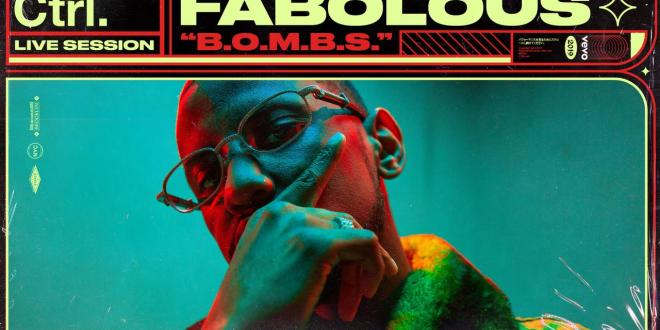 "Vevo and Fabolous Release Performance Video for ""B.O.M.B.S."""