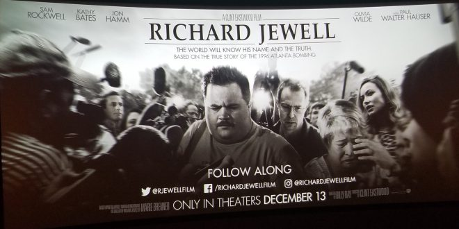 "REVIEW: ""RICHARD JEWELL"" (2019) WARNER BROS."