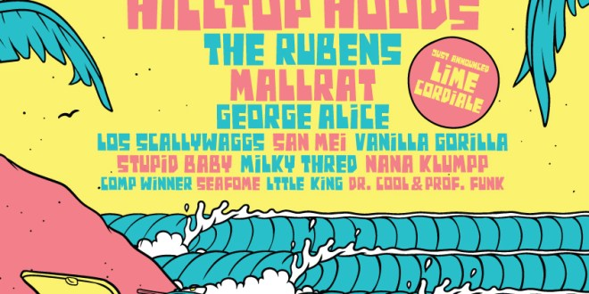 ROLLING SETS FESTIVAL ADD LIME CORDIALE & MORE TO LINEUP + MOVES TO ALL A