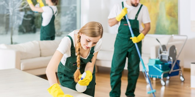 Everything you need to know about cleaning houses