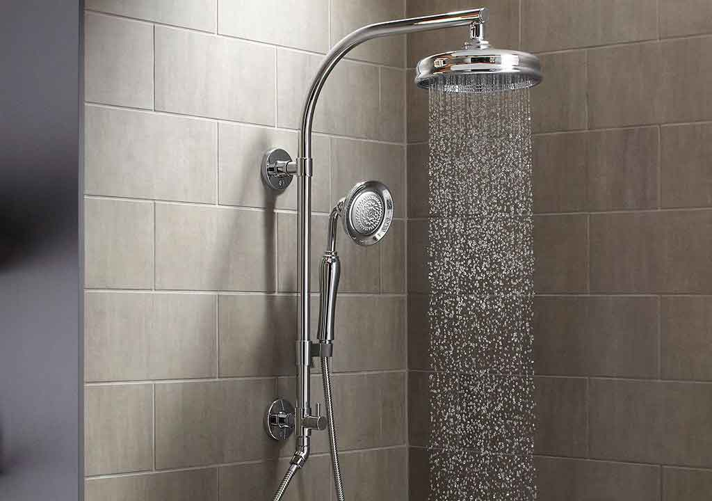 Bathroom Shower Heads Styles You May Consider
