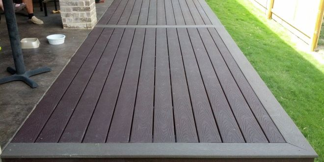 Advantages of having composite decking at your place