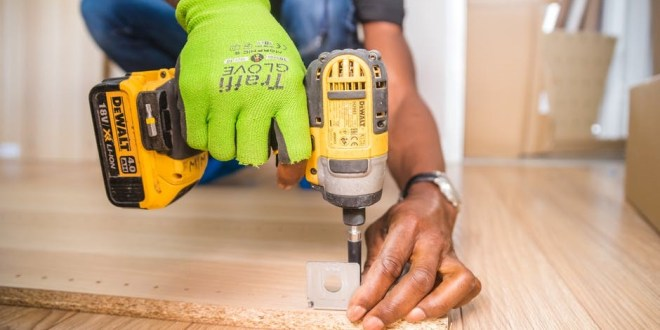 Top 5 Tools You'll Need for DIY Home Renovations