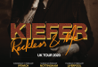 KIEFER SUTHERLAND HEADS BACK TO THE UK & IRELAND FOR FEBRUARY & MARCH HEADLINE TOUR