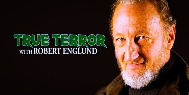 "Robert Englund Curates and Guides Audiences through Dark Worlds in the Upcoming Travel Channel Show, ""True Terror With Robert Englund"""