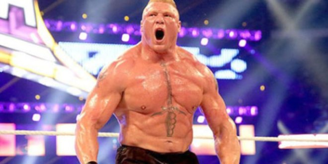 "Six records that were set by ""The Beast""' Brock Lesnar"