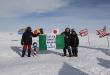 Youngest Person and First Nigerian Reach South Pole