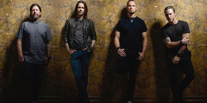 "Alter Bridge Release Video For Latest Single ""Godspeed"""