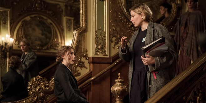 The Issue Isn't Greta Gerwig's Snub. It's Much Bigger Than That