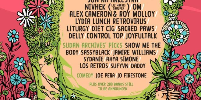 Sled Island Music & Arts Festival Announces First Wave of 2020 Artists