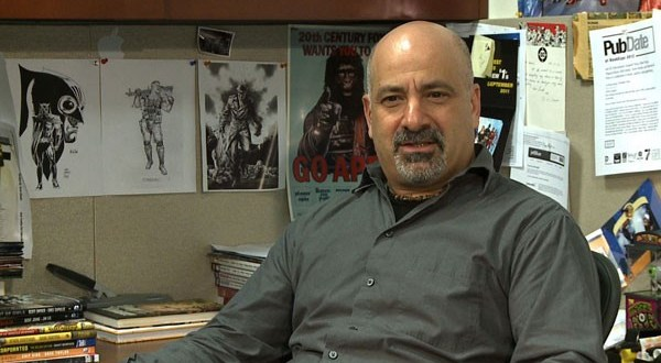 """Dear Dan"": One Fan's Personal Note to Recently Ousted DC Co-Publisher Dan Didio"