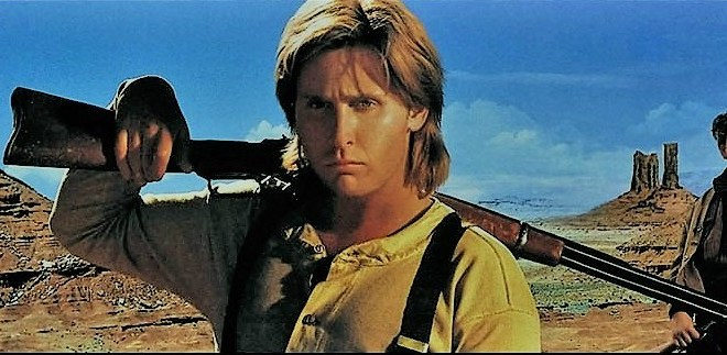Welcome Back, Emilio Estevez