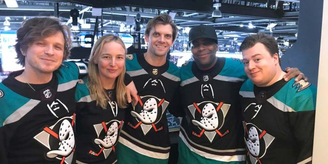 The Mighty Ducks Are Back…And Villains!?