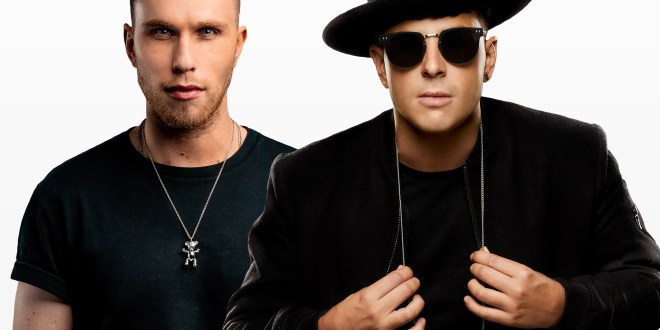 "Nicky Romero and Timmy Trumpet Join Forces for Vocal 138 BPM Club Track ""Falling"""