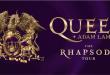 QUEEN + ADAM LAMBERT POSTPONE UPCOMING RHAPSODY EUROPE TOUR OVER CORONAVIRUS PANDEMIC CONCERNS. ANNOUNCE RESCHEDULED 2021 DATES