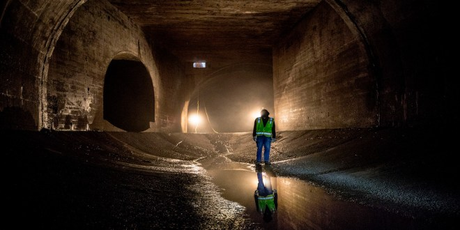 Coronavirus-Coping Americans Deal with Clogged Sewer Lines
