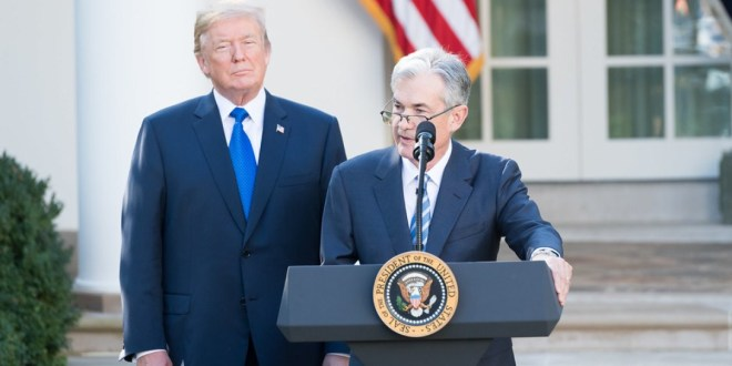 Trump and The Fed Are Revitalizing the Economy