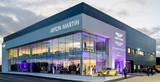All You Need to Know About Aston Martin Lagonda Holdings Plc