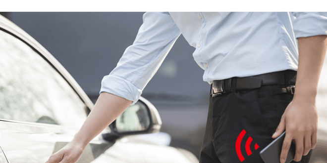 What is Passive keyless entry (PKE)