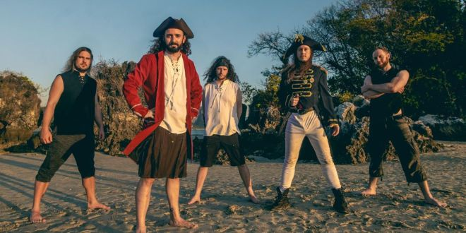 """ALESTORM Releases New Official Animated Video """"Shit Boat (No Fans)"""""""