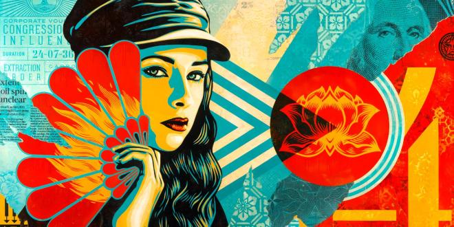 What To Know About Shepard Fairey Art For Sale