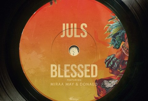 JULS UNVEILS NEW SINGLE 'BLESSED' FEATURING MIRAA MAY & DONAE'O