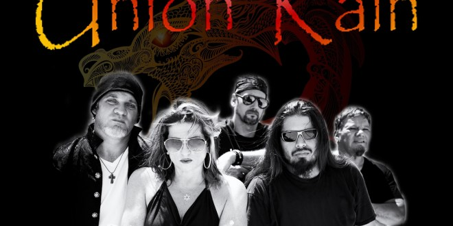 "UNION KAIN Releases Dark Official Lyric Video for Old Testament Inspired Metal Single, ""The Master"""