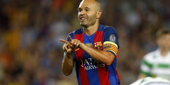 Biography Andres Iniesta: true player in the football field