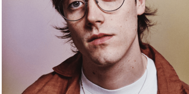 "Lupin Announces Self-Titled Album + Shares ""May,"" Debut LP From Hippo Campus Frontman"