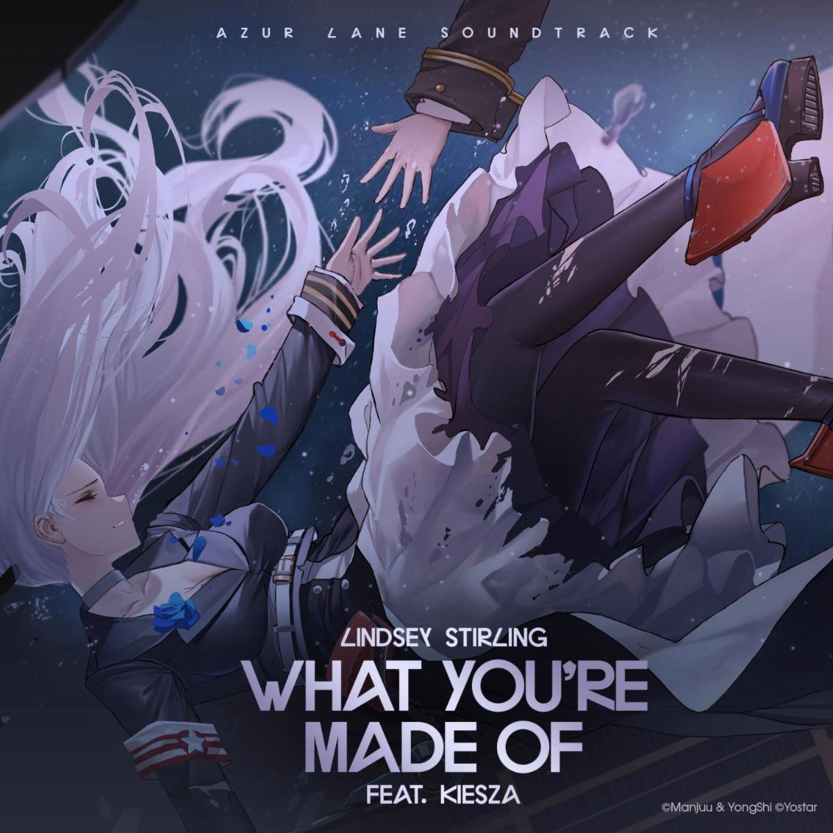 "LINDSEY STIRLING Releases New Single ""What You're Made Of"" feat ..."