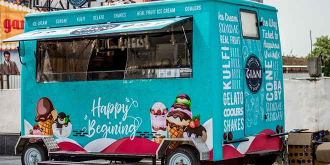 Benefits of custom food trucks for guerilla marketing