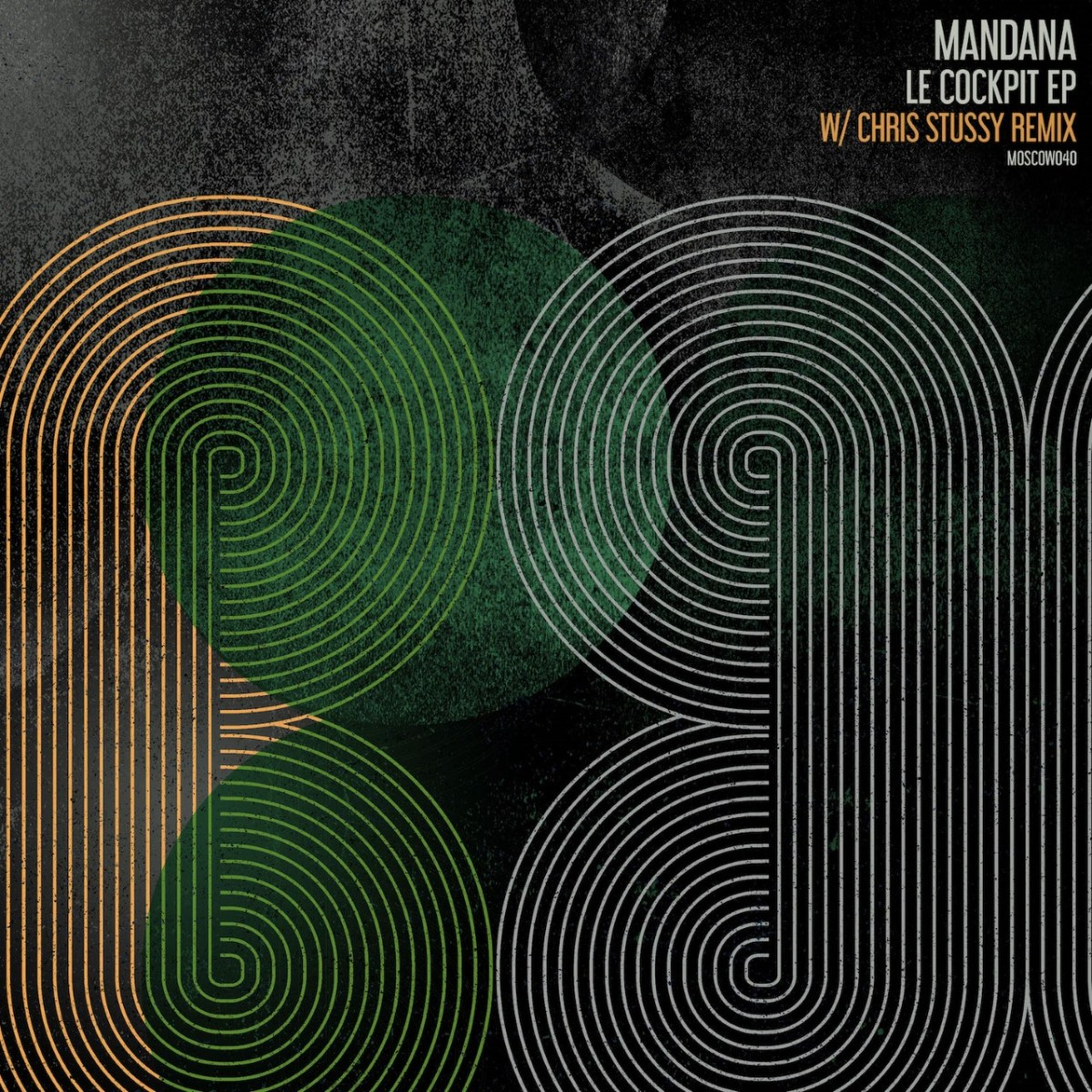 MANDANA DEBUTS ON MOSCOW RECORDS WITH 'LE COCKPIT' EP
