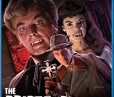 "Just in Time for Halloween, Scream Factory Announces Special Feature Bonanza for Upcoming Blu-Ray Release of Classic Hammer Film, ""Brides of Dracula"""