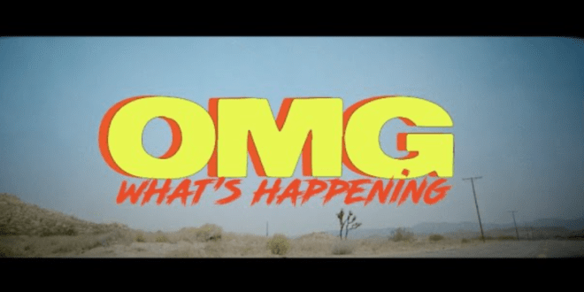 "AVA MAX DEBUTS BRAND NEW MUSIC VIDEO ""OMG WHAT'S HAPPENING"""
