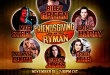DREAMSTAGE announces Friendsgiving: Live At The Ryman concert on 11/18 featuring today's biggest rising Country stars